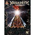 Hal LeonardMegadeth - Endgame Guitar Tab Songbook