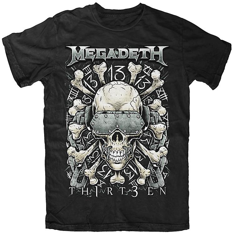 FEA MerchandisingMegadeth - Red Bone T-Shirt