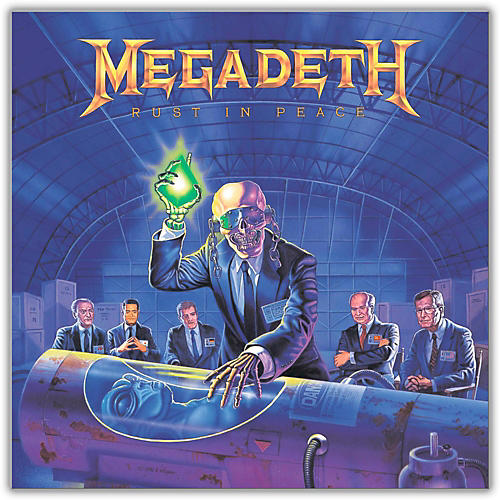 Universal Music Group Megadeth - Rust In Peace Vinyl LP-thumbnail