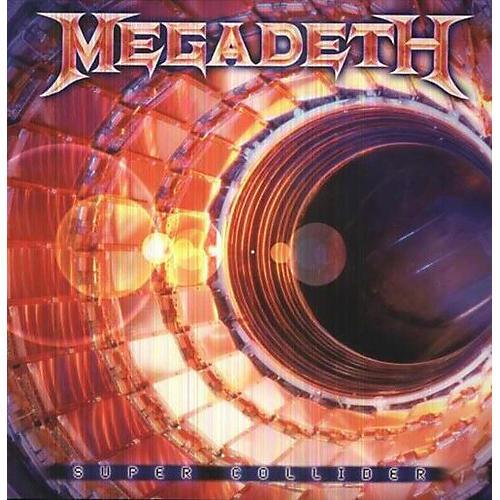 Alliance Megadeth - Super Collider