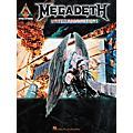 Hal LeonardMegadeth - United Abominations Guitar Tab Songbook