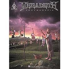 Hal Leonard Megadeth Youthanasia Guitar Tab Songbook