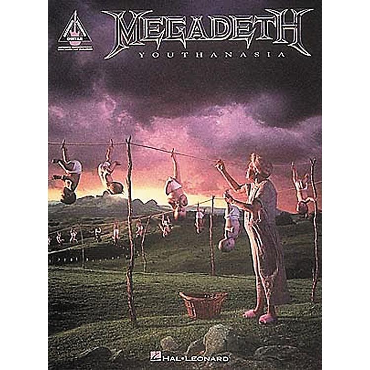 Hal LeonardMegadeth Youthanasia Guitar Tab Songbook