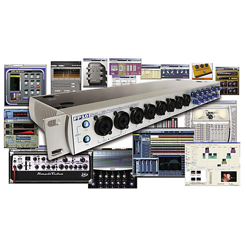 PreSonus Megastudio Producer Audio and Video Editing Studio Software with FP10 Interface-thumbnail