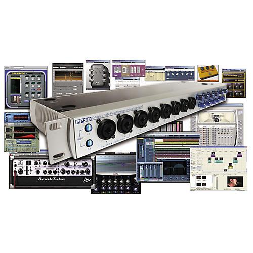 PreSonus Megastudio Producer Audio and Video Editing Studio Software with FP10 Interface