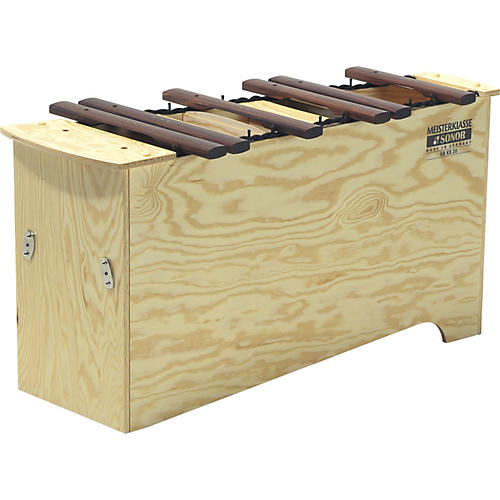 Sonor Meisterklasse Deep Bass Xylophones Chromatic Add-On Only, Gbkx 20