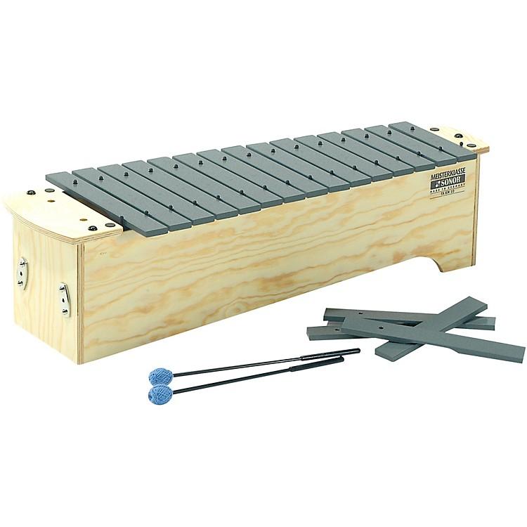 SonorMeisterklasse Diatonic Tenor-Alto Metallophone