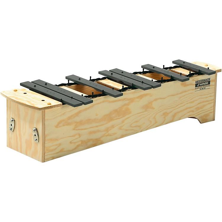 SonorMeisterklasse Tenor-Alto MetallophonesChromatic Add-On Only, Takm 20