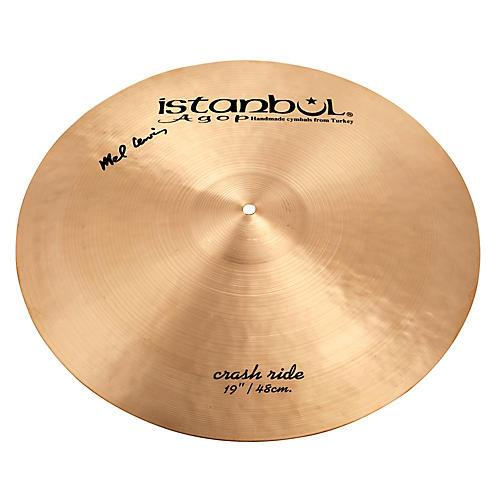 Istanbul Agop Mel Lewis Ride Cymbal-thumbnail