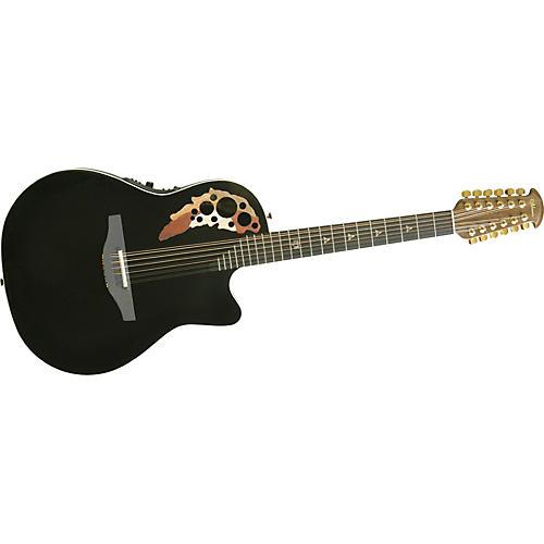 Adamas Melissa Etheridge 12-String Acoustic Electric Guitar