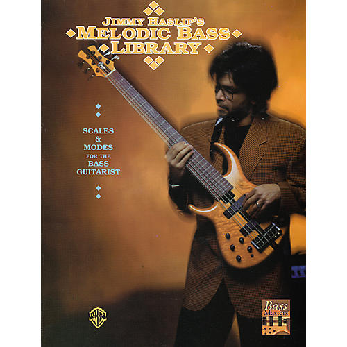 Alfred Melodic Bass Library Book