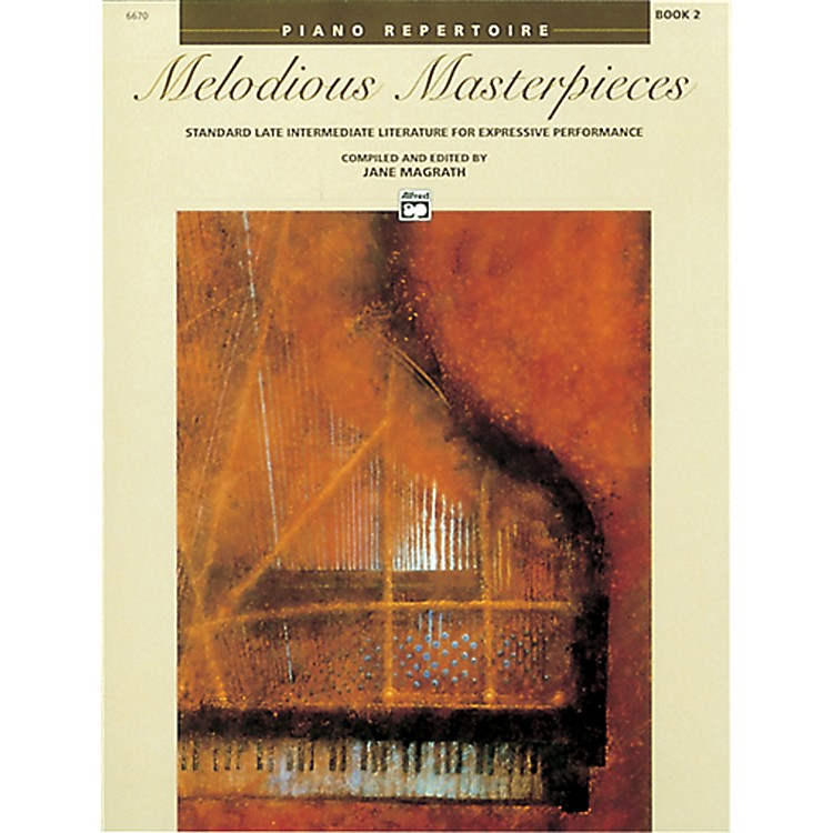 AlfredMelodious Masterpieces Book 2