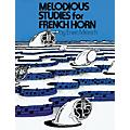 Carl Fischer Melodious Studies For French Horn  Thumbnail