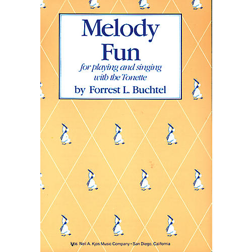 KJOS Melody Fun Book