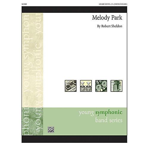 Alfred Melody Park Concert Band Grade 2.5 Set