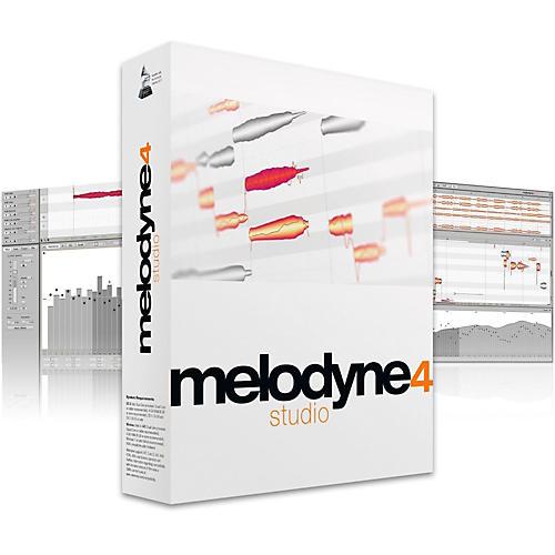 Celemony Melodyne 4 Studio | Musician's Friend