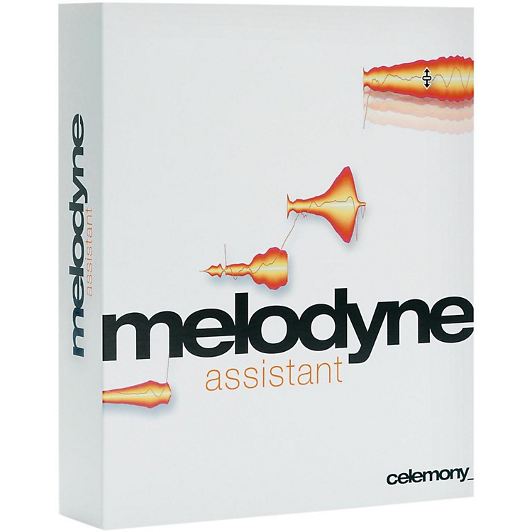 CelemonyMelodyne Assistant Upgrade From Melodyne EssentialSoftware Download