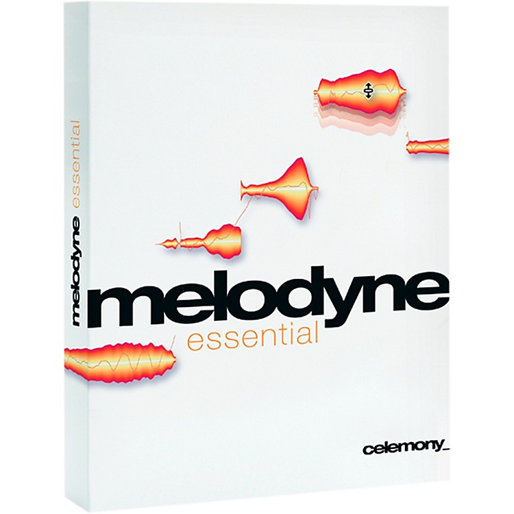 CelemonyMelodyne Essentials Software DownloadSoftware Download