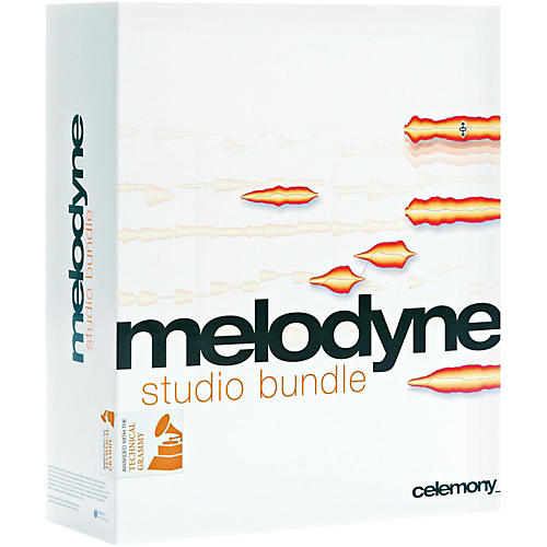 Celemony Melodyne Studio Bundle Upgrade From Melodyne Essential (all versions) Software Download
