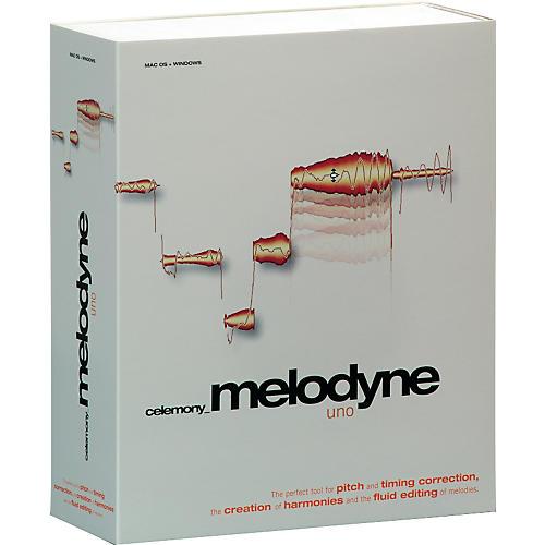 Celemony Melodyne Uno