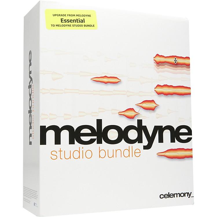 CelemonyMelodyne studio bundle Upgrade From essentials Vol. 1 and 2