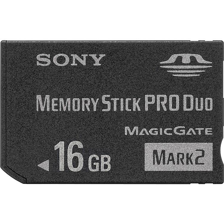 SonyMemory Stick PRO Duo16Gb