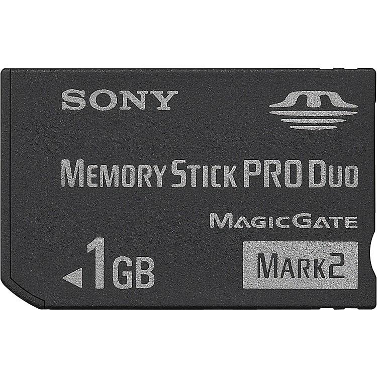 SonyMemory Stick PRO Duo