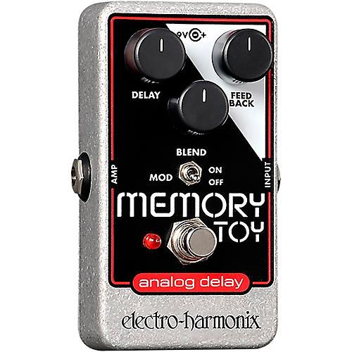 Electro-Harmonix Memory Toy Analog Echo and Chorus Guitar Effects Pedal-thumbnail