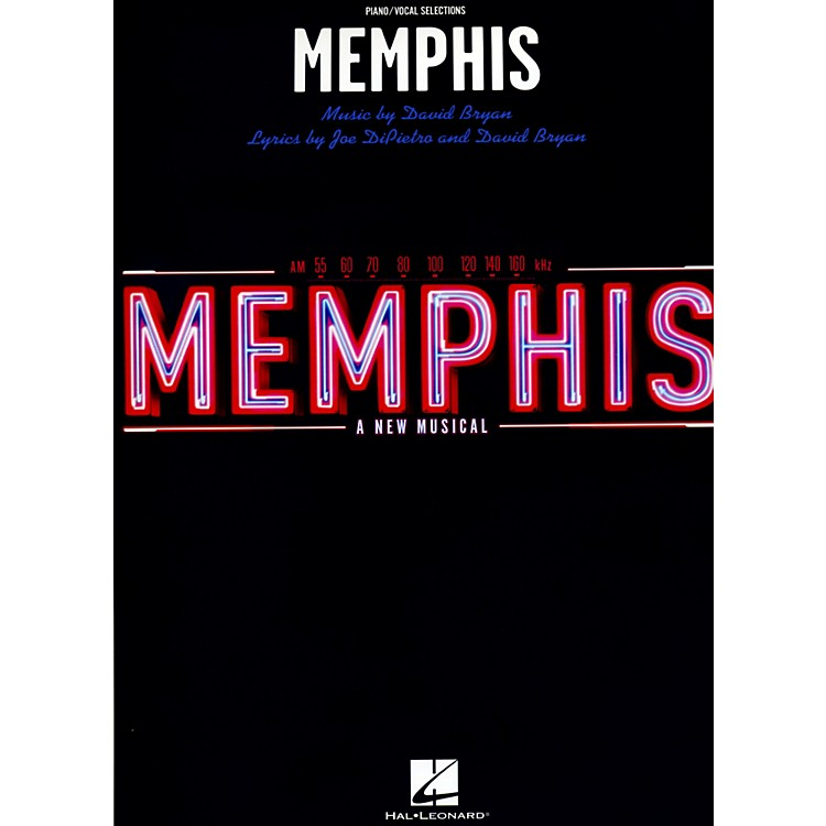 Hal LeonardMemphis - Vocal Selections