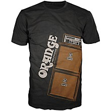 Orange Amplifiers Men's Stack T-Shirt