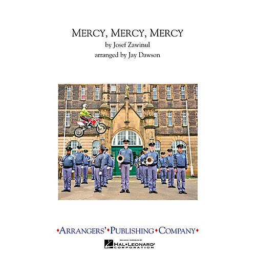 Arrangers Mercy, Mercy, Mercy Marching Band Level 3 Arranged by Jay Dawson-thumbnail