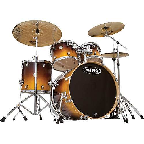 Mapex Meridian Birch 5-Piece Jazz Shell Pack