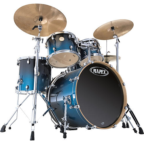 Mapex Meridian Birch Fusionease 5-piece Shell Pack