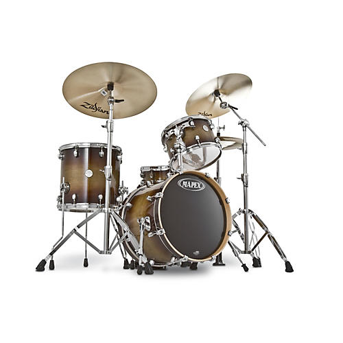 Mapex Meridian Maple 4-Piece Manhattan Shell Pack