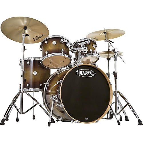 Mapex Meridian Maple 5-Piece SRO Shell Pack-thumbnail