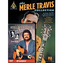 Homespun Merle Travis Guitar Pack Homespun Tapes Series Softcover with DVD Performed by Merle Travis