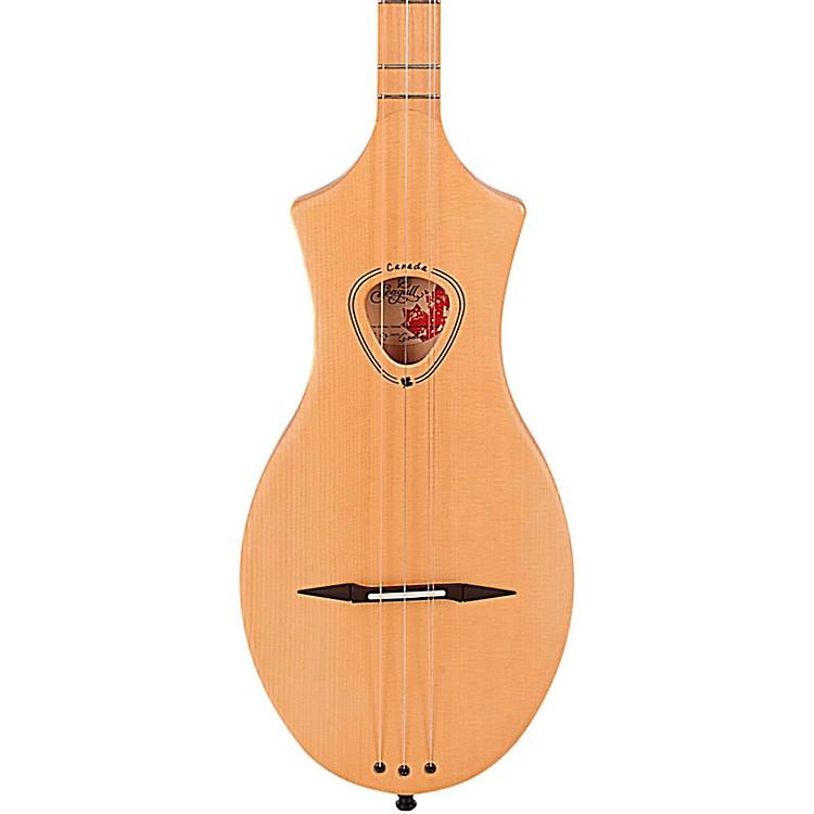 SeagullMerlin Spruce SG Dulcimer GuitarNatural