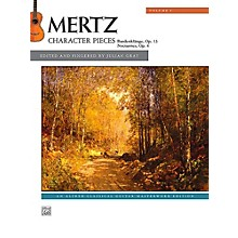 Alfred Mertz, Volume 1: Character Pieces - Book Intermediate