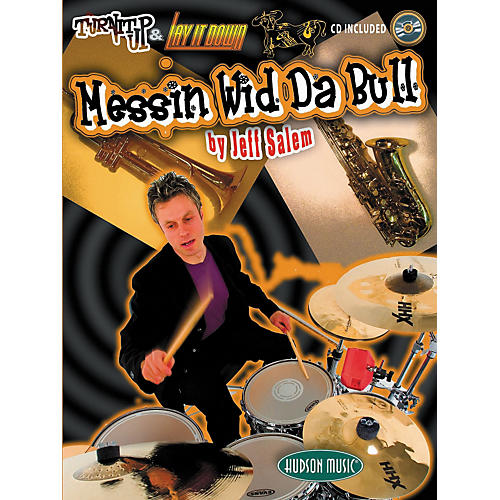 Hudson Music Messin Wid Da Bull By Jeff Salem (Book/CD)-thumbnail
