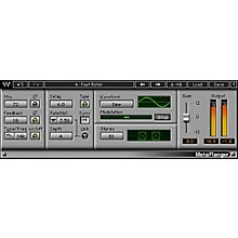 Waves MetaFlanger Native/TDM/SG Software Download