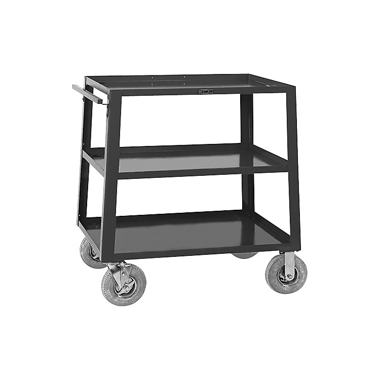 H. Wilson Metal 44 3 Shelf Large Equipment Truck