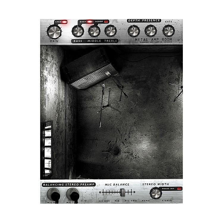 SoftubeMetal Amp Room Plug-in - NativeSoftware Download