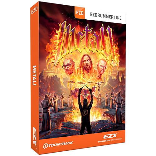 Toontrack Metal! EZX