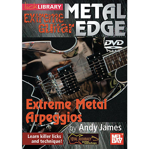 Hal Leonard Metal Edge: Extreme Metal Arpeggios Week 1
