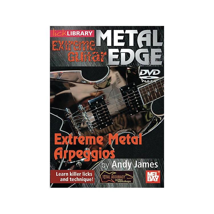 Hal LeonardMetal Edge: Extreme Metal ArpeggiosWeek 1