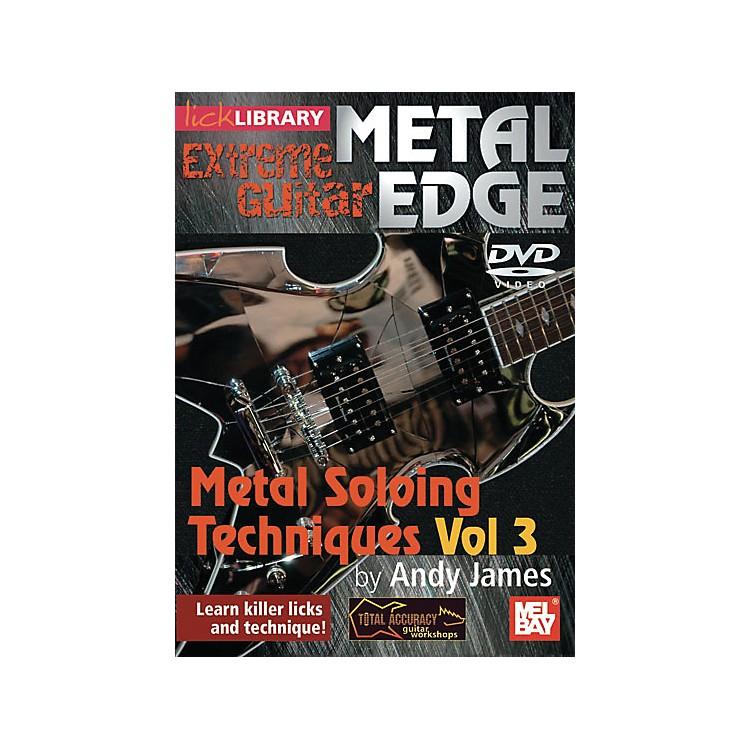 Hal LeonardMetal Edge: Metal Soloing Techniques Vol. 3 DVDWeek 6