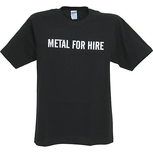 Musician's Gear Metal For Hire T-Shirt