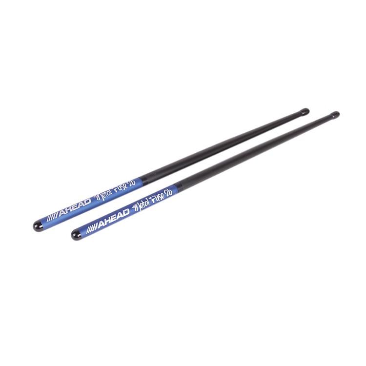 AheadMetal Fuse Long Taper Sticks (Pair)Black Tip2B