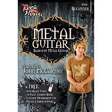 Hal Leonard Metal Guitar Beginner DVD