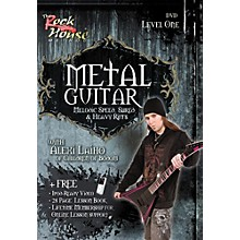 Rock House Metal Guitar, Melodic Speed, Shred & Heavy Riffs Level 1 with Alexi Laiho of Children of Bodom DVD